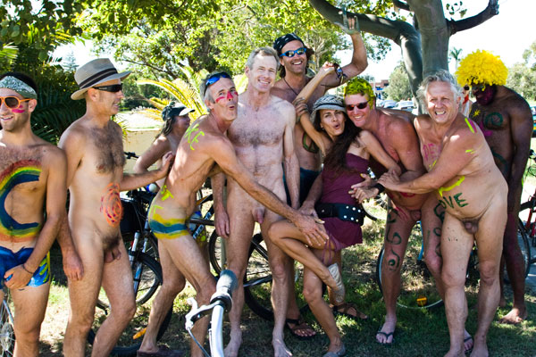 Byron bay group orgy for that