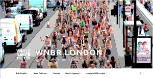 WNBR.London website