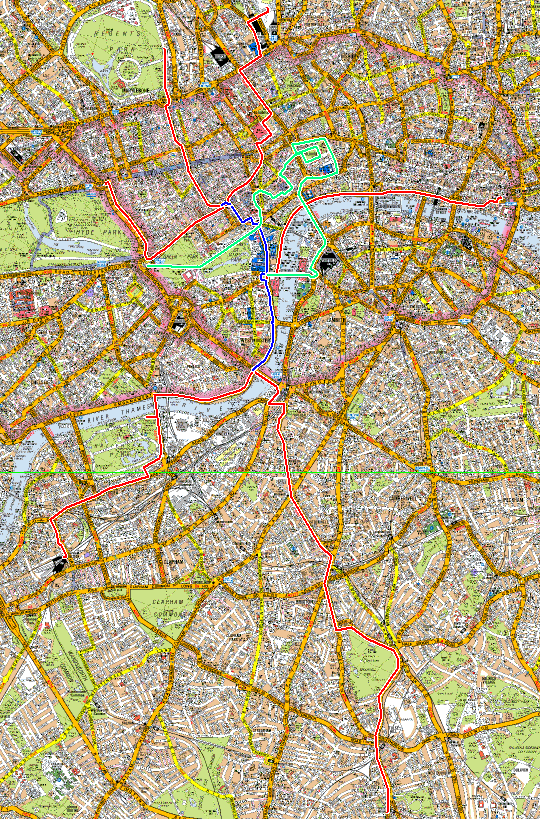 London 2014 routes all.png